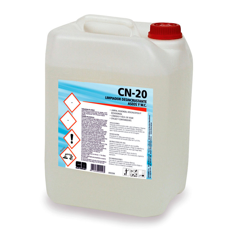 CN-20 Desincrustante Ácido