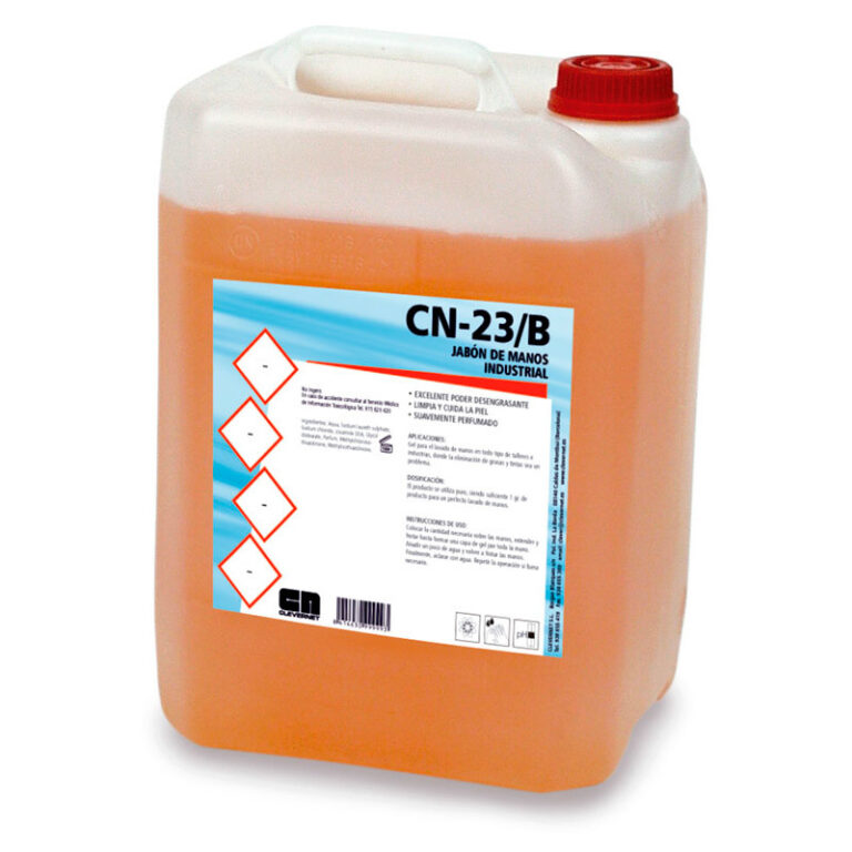 CN-23/B Gel de Manos Mecánicos