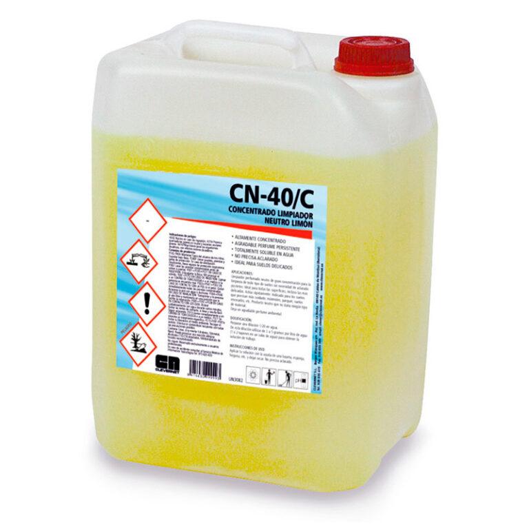 CN-40/C Concentrado Limpiador Neutro Limón