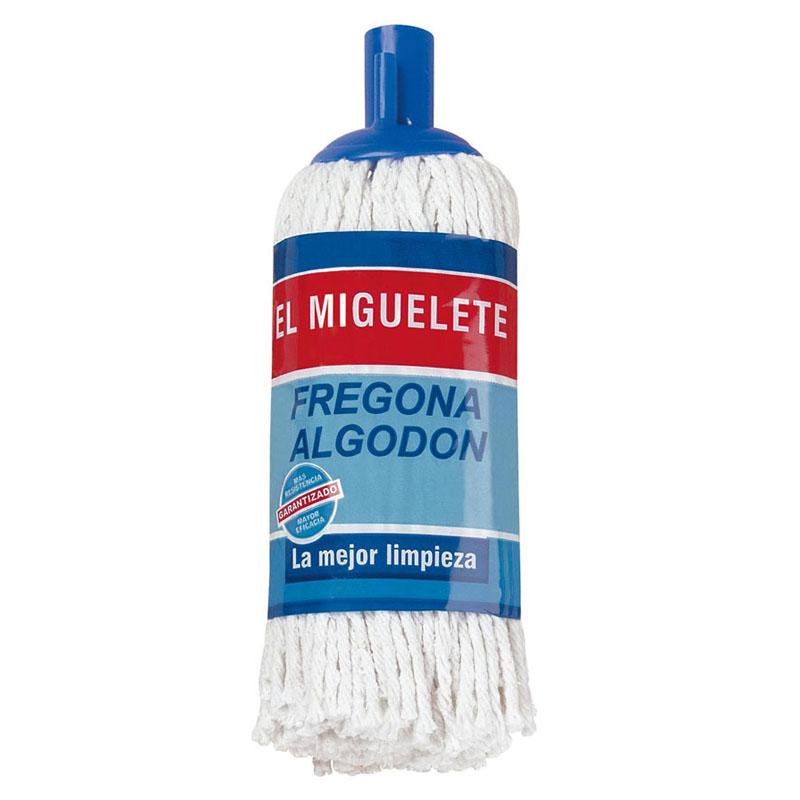 Fregona Algodón Blanco Miguelete